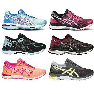 Details about Asics Performance Gel Cumulus Damen Sports Shoes Running Shoes Marathon New