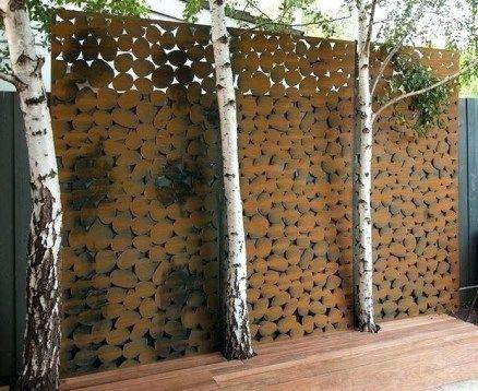 25 Incredible Diy Garden Fence Wall Art Ideas Diy Garden Fence Backyard Fences Fence Decor
