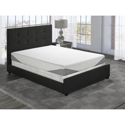 Darby Home Co Tia Tufted Upholstered Standard Bed Upholstered Panel Bed Bed Sizes Queen Upholstered Bed