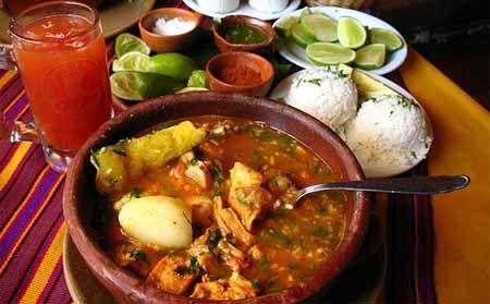 Image result for kak'ik guatemala recipe