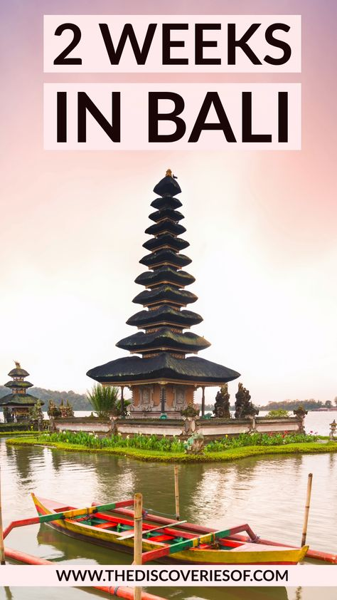 Planning to travel to Bali? Don't miss this two week Bali itinerary - cool things to do in Bali - from beaches to nature spots, here are the places you shouldn't miss #bali #travel #inspiration #asia