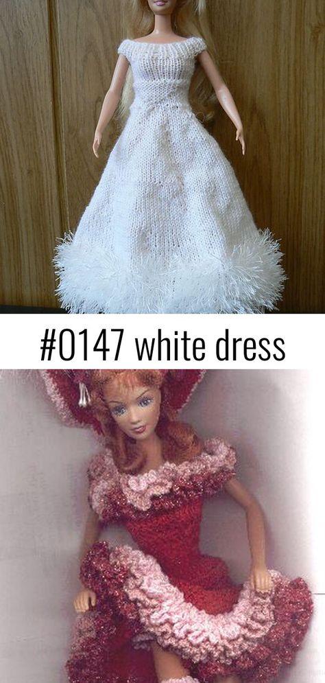#0147 white dress