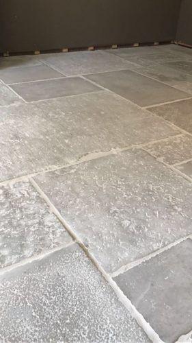 Uitgevoerde Projecten Raw Stones Raw Stones Vloeren Met