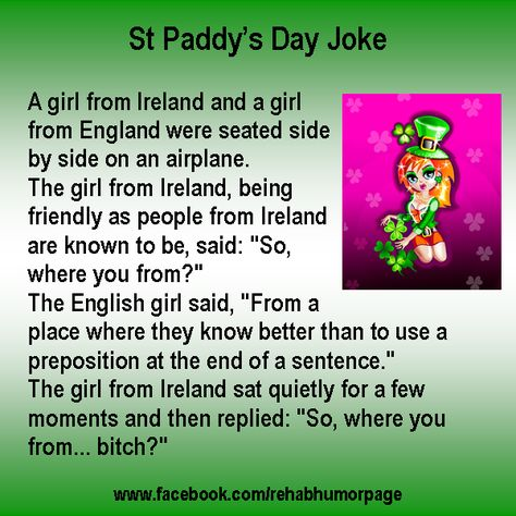 irish jokes one liners - Yahoo Search Results Yahoo Image Search results