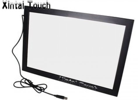 32 Inch Ir Touch Screen Panel Without Glass 10 Points Interactive Touch Screen Frame With Fast Shipping Price 119 97 In 2020 Multi Touch Touch Panel Touch Screen
