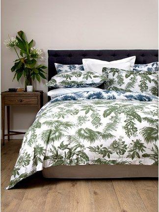 Passionata Duvet Set In Pattern Wallace Cotton Duvet Sets Duvet Duvet Cover Sets