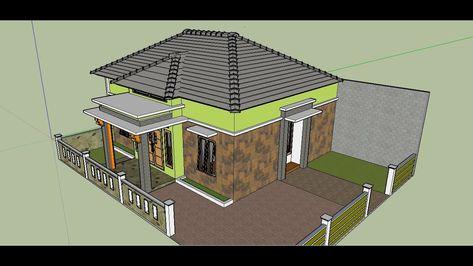 20+ ide desain rumah minimalis sederhana ukuran 9x8