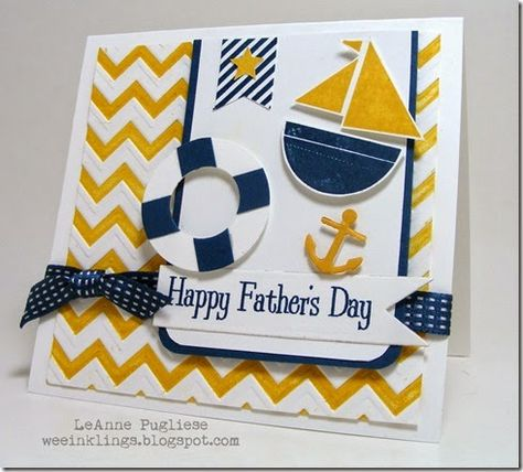 Nautical Father's Day