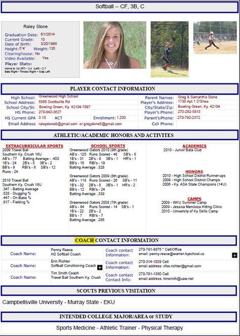 athletic resume template free resume format templates g5k6v5ap college sophomore resume
