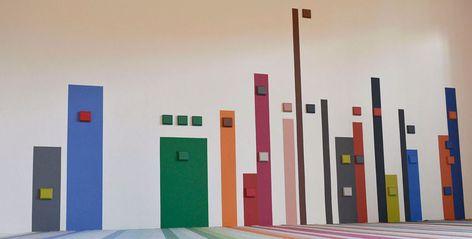 Jung Le Saca Los Colores A Le Corbusier Estudio Arinni Farben