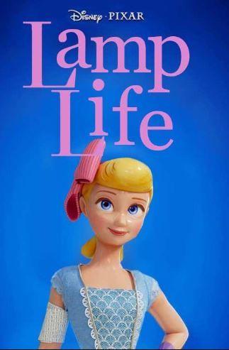 Lamp Life Disney Wiki Fandom In 2020 Toy Story Toons Bo Peep Toy Story Captain Marvel Carol Danvers