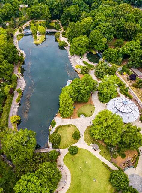 Don't miss Pullen Park in Raleigh if you have young kids for classic family fun in Raleigh with kids. See why in our guide on the blog! #Raleigh #NorthCarolina