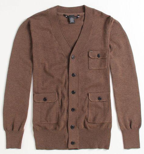 Ambiguous Marcus Cardigan Sweater
