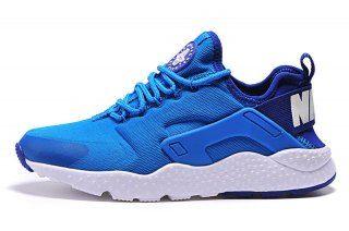 Mens Womens Shoes Nike Air Huarache Run Ultra Photo Blue