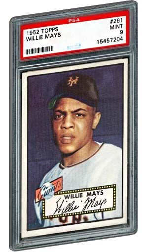 Pin By Psa Collector On Baseball Cards Willie Mays Rare Baseball