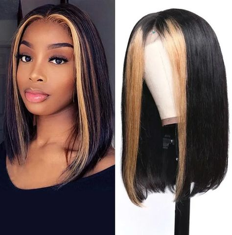 Loose Hairstyles, Straight Hairstyles, Hairstyles For Black Women, Wigs For Black Women, Wedding Hairstyles, Wig Styles, Curly Hair Styles, Braid Styles, Curly Lace Front Wigs
