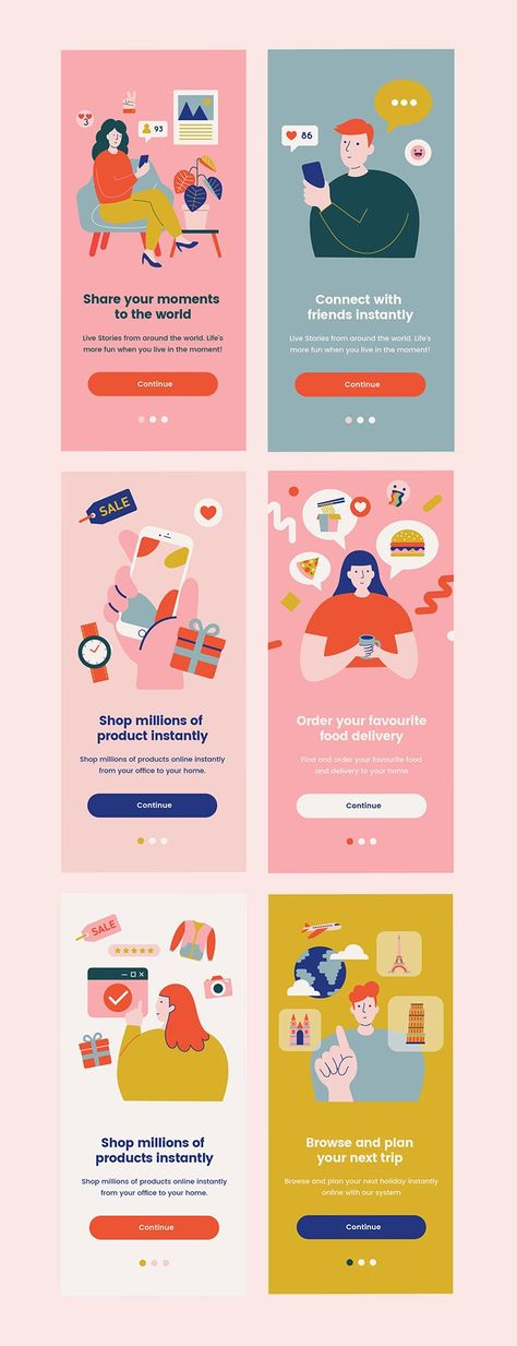 sketches design AllStar Business Illustration Pack UI Place 36 beautiful illustrations featuring stylish characters, ready to make your own unique website, app or project for your ecommerce, food delivery, social media & travel business.