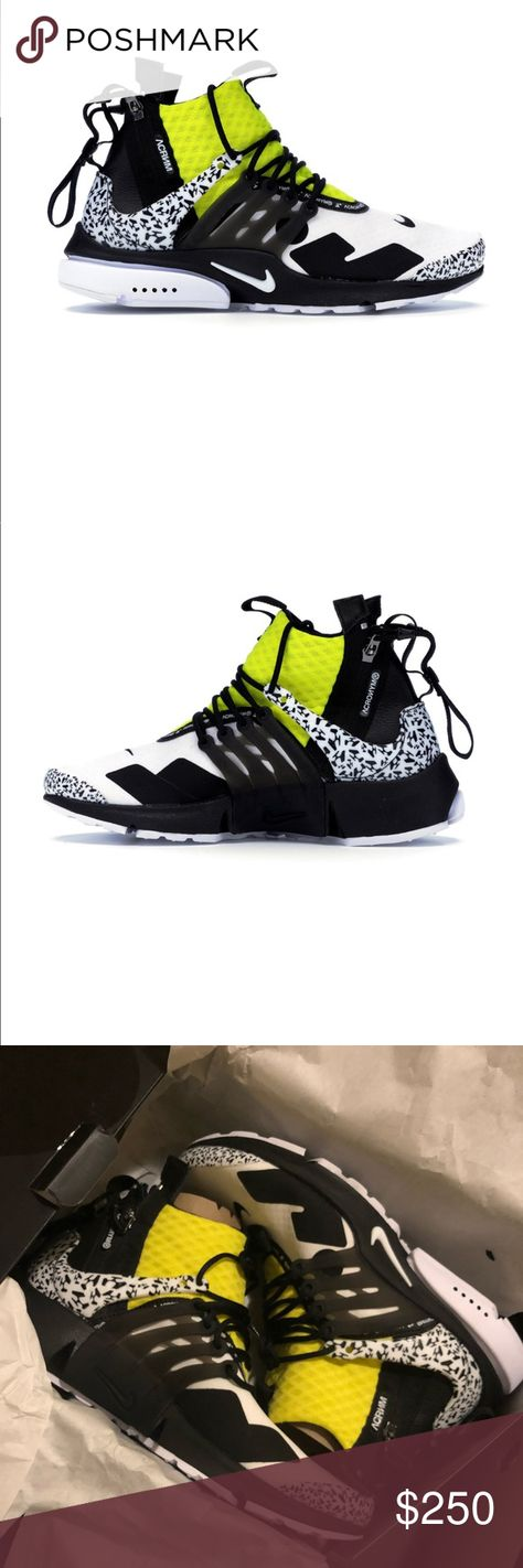 fd8446c719e3a Nike Air Presto Acronym DS Brand new never worn at all! Nike Shoes Sneakers