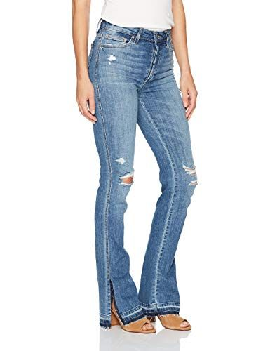 Joes Jeans Womens Flawless High Rise Microflare Jean