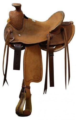 12 Showmantm Youth Roping Saddle Semi Quarter Horse Bars This Saddle Has A Warranty For Roping Saddles For Sale Roping Saddles Wade Saddles