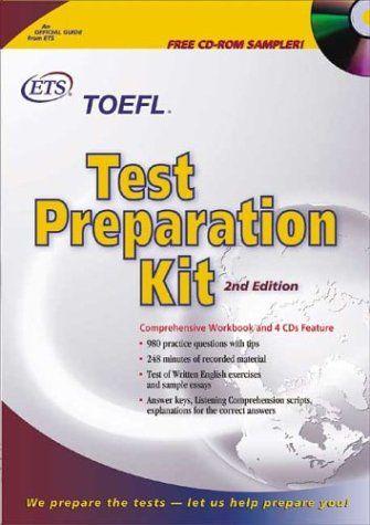 Download Pdf Toefl Test Preparation Kit Free Epub Mobi Ebook Electronic These And Dissertation