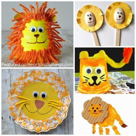 50 Zoo Animal Crafts For Kids Animal Crafts For Kids Zoo