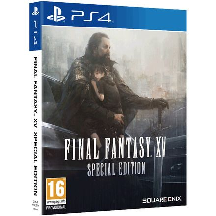64 90 Euros Final Fantasy Xv In Www Elcorteingles Es Final