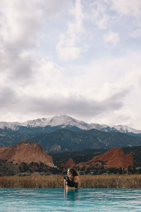 Colorado Adventures At Garden Of The Gods Resort And Winter
