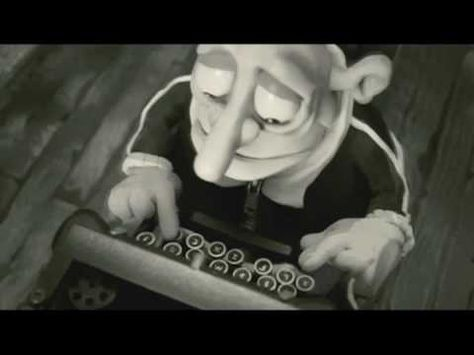 Mary And Max S Musical Typewriter Love This Mary Max Musicals Youtube
