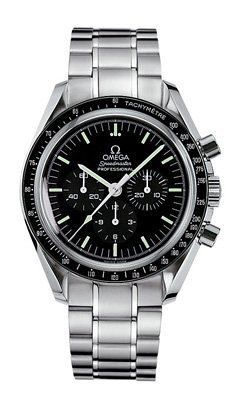 Omega Men's 3573.50.00 Speedmaster Professional Mechanical Chronograph Watch Reviews 2013