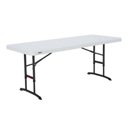 Home Adjustable Height Table Lifetime Tables Table