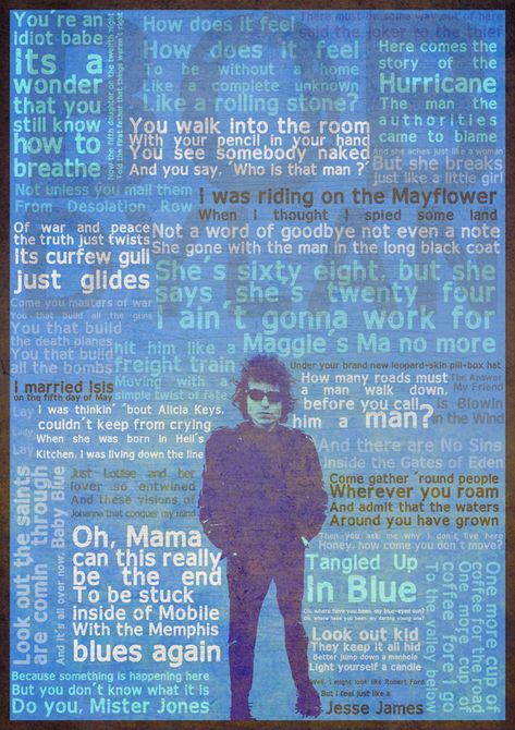 The Man S Got A Way With The Lyrics Bob Dylan Mind Blown I Finally Saw Him Live Too Much For Me To Handle Bob Dylan Lyrics Bob Dylan Artwork Bob Dylan