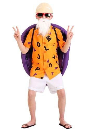 Dragon Ball Z Master Roshi Costume For Kids Kids Costumes Dragon Ball Z Costumes