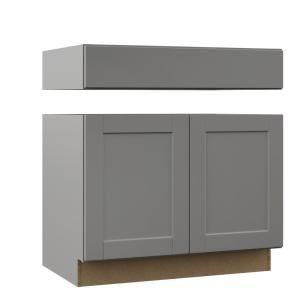 37++ Hampton bay dove grey cabinets best