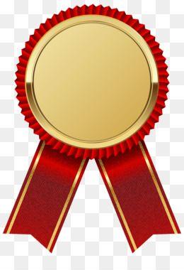 Free Download Ribbon Clip Art Gold Medal With Red Ribbon Png Clipart Image Png 4354 6054 And 4 53 Mb Latar Belakang Gambar Seni