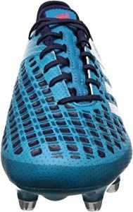 dcff15259360b Adidas Predator Malice SG, Chaussures de Rugby Homme, Multicolore (Mystery  Petrol F17/