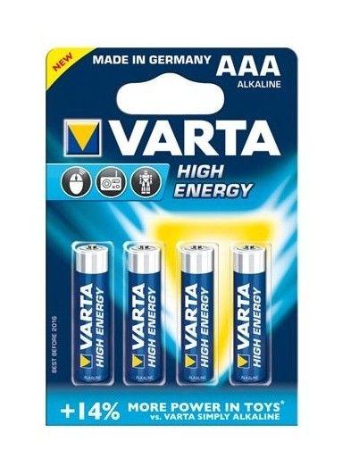 Pile Standard Soldes Jusqu Au 11 Aout 2020 High Energy Alkaline Battery Aaa
