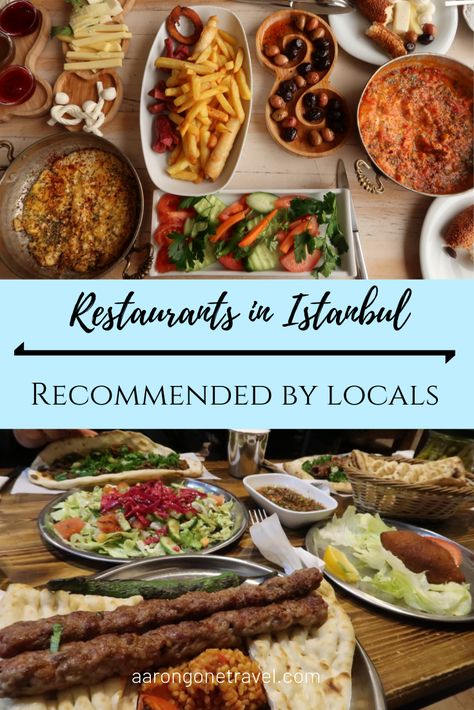 Food in Istanbul - Restaurants recommended by locals