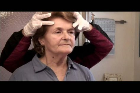 Look Younger Instantly With A 35 Second Eye lift using Facial Exercises.   Watch as Cynthia Rowland transforms Marina's hooded eyes into beautiful and bright open eyes. An eyelift in 35 seconds. Marina looks years younger instantly. http://cynthiarowland.com/eye_lift.php #facialexercise #facialmagic
