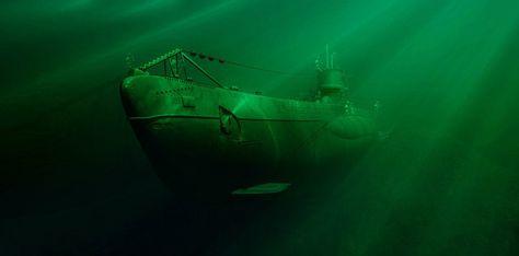GERMAN U-BOAT, TYPE 7