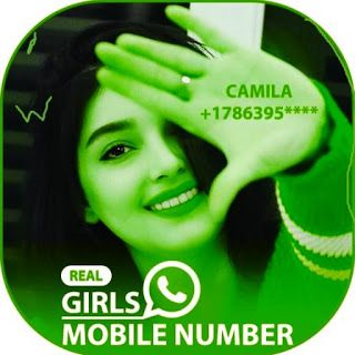 Number whatsapp mobile chat girl Girl chat
