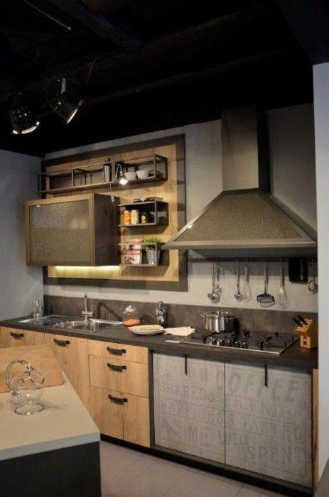 Piani Cottura Arredamento.Cucina Snaidero Loft A Varese Sconto 40 Home
