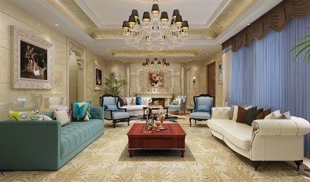 Beautiful Luxury European Style Living Room Design Luxury Living