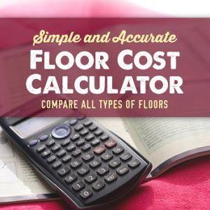 Floor Cost Calculator