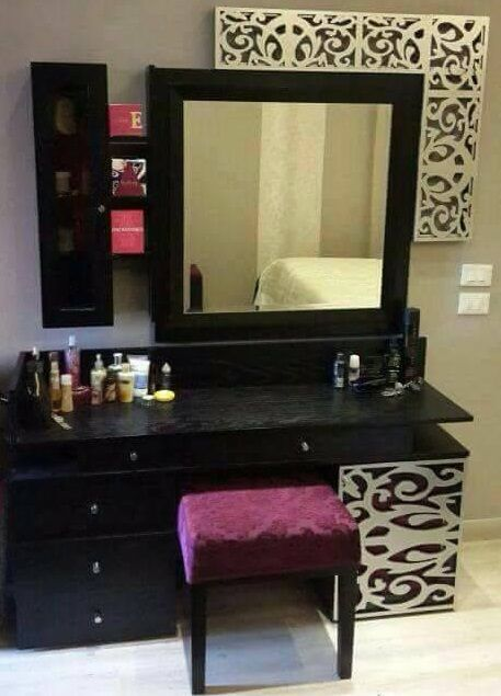 Small Bedroom Bedroom Dressing Table Design With Mirror In 2020