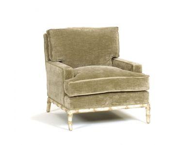 Nancy Corzine Bamboo Lounge Chair | Revuu | Seating | Revuu | Pinterest |  Lounge Chairs