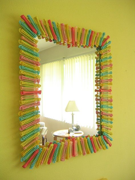 This would be so cute in the salon!