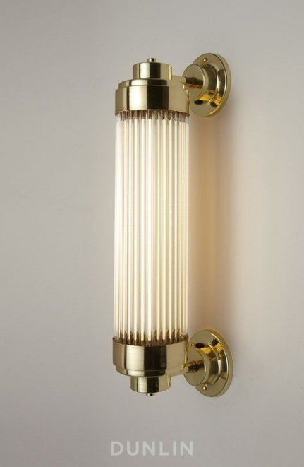 Art Deco Style Bathroom Wall Light By Franklite Periodstylelighting Co Uk Art Deco Light Fixture Art Deco Bathroom Art Deco Lighting