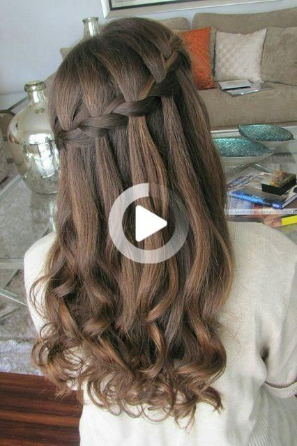 30 Cute And Easy Long Hairstyles For School Long Hair Styles Hairstyles For School Easy Hairstyles For Long Hair