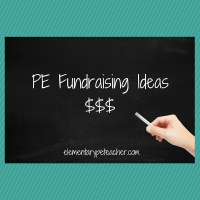 PE Fundraising Ideas - Free Download of NASPE-Aligned Physical Education (PE) Lesson Plans